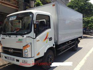 Xe tải Veam Vt252-1 thùng dài 4,2m, giá siêu rẻ